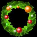手作りクリスマスリースをマカロニを使って簡単に作る方法