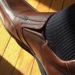 ビジネス靴下の選び方。色と長さはどう選ぶ?