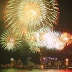 諏訪湖祭湖上花火大会に駐車場はある?無料で見れる場所は?