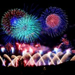 モエレ沼芸術花火を無料で見れる穴場を紹介。