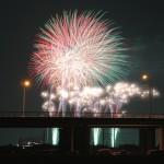 伊勢崎花火大会の場所取りすべき穴場を調べた。渋滞は発生する?