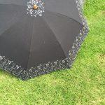 暑い夏に日傘が便利 圧倒的な遮光・遮熱で外でも涼しく快適に!
