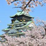 大阪城公園は春爛漫!  人気のお花見が楽しめるスポット!?